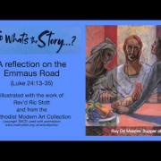 Reflection on the Emmaus Road